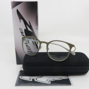 Arnette AN6113 688 Matte Brown Unisex Rx. Glasses